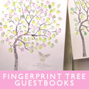 mini ink fingerprint trees