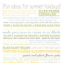 holiday activities printable