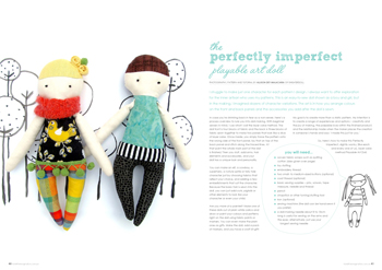 tickle the imagination magazine create a playable art doll